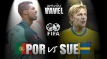 Previa Portugal - Suecia: a seguir ganando