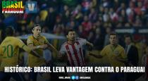 Histórico: Brasil leva vantagem em confrontos diretos contra Paraguai