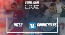 Resultado e gols Inter 1x1 Corinthians na ida Copa do Brasil 2017