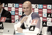 "Zidane: ""No soy el que va a sentar a Cristiano o Bale"""