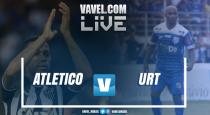 Resultado Atlético-MG x URT no Campeonato Mineiro 2017 (3-0)