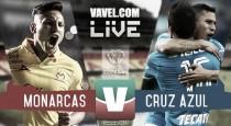 Monarcas Morelia elimina a Cruz Azul y se instala en la final de la Copa MX