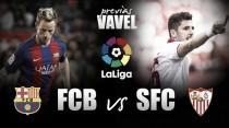 Previa FC Barcelona - Sevilla: Rock 'n' Roll para levantar el ánimo