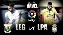 Previa Leganés - UD Las Palmas: partido a vida o muerte