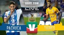 Partido Pachuca vs Tigres (1-0)
