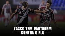 Vasco e Fluminense dividem equilíbrio em confrontos com pequena vantagem cruzmaltina