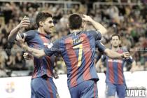 El Barça Lassa se lleva el derbi catalán