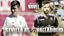 Previa Sevilla Atlético - Real Valladolid: amarrar la permanencia