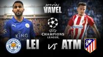 Leicester tenta usar fator casa para reverter vantagem do Atlético de Madrid na Champions