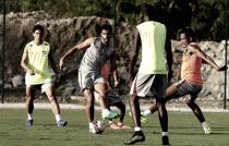 Recuperado de lesão, Henrique Dourado será titular contra Brasil de Pelotas