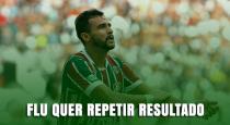 Fluminense reencontra o Vasco e espera repetir resultado do confronto na Taça Guanabara