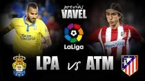 Antes das semis da Champions, Atlético de Madrid visa manter freguesia sobre Las Palmas
