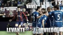 Previa Levante UD - Real Oviedo: como en el 63