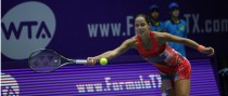 WTA St. Petersburg: Day Three Recap