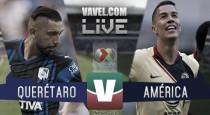 Resumen Querétaro 1-1 América en Liga MX 2018