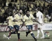 Il Las Palmas beffa il Real Madrid: 2-2 in rimonta al Gran Canarie e leadership compromessa
