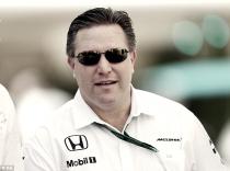 """McLaren, Brown: """"Difficile tornare a vincere nel 2017"""""""