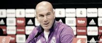"""Zidane: """"Sinceramente me hubiese gustado jugar el partido contra el Celta"""""""