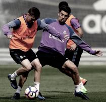 Nuevo entrenamiento con el Castilla