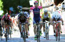 """Giro d'Italia, la gioia di Modolo: """"Siamo uno dei treni più competitivi"""""""