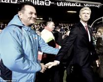 """Doswell: """"Ha sido un sueño ver a mi equipo jugar contra el Arsenal"""""""