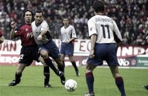 Otra victoria recordada para Osasuna, el 3-1 de la temporada 2000-01