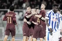 La Roma trionfa a Pescara: le parole di Nainggolan e Spalletti nel post-gara