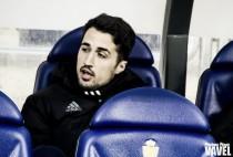 """Jorge Casado: """"El equipo está con fuerza"""""""