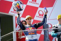 Moto 3 : Oliveira retarde encore un peu le titre de Kent