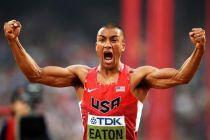 Bolt, el atleta imbatible; Eaton, el atleta perfecto