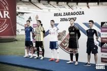Fotos e imágenes de la presentación de las equipaciones del Real Zaragoza 2016/2017