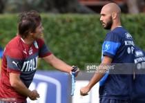 Simone Zaza praises former manager Antonio Conte ahead of Chelsea clash