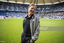 Markus Gisdol announced as new Hamburg head coach