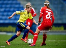 Brøndby IF 2-2 Fortuna Hjørring: Top two still neck and neck after exciting draw