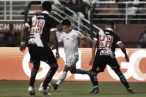 Santos passeia em campo e vence Vasco com facilidade no Pacaembu