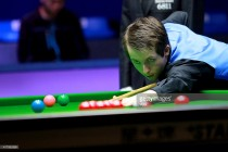European Masters: Rhys Clark and Scott Donaldson lead a surprise last 16 line-up