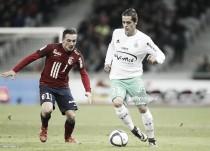 Saint-Étienne y Lille se juegan la plaza para la Europa League.