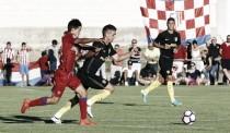 """Santos Borré: """"Estoy muy contento por el debut"""""""
