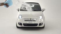 """El FIAT 500 se suma al """"Ice Bucket Challenge"""""""
