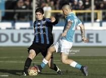 Resultado Atalanta vs Napoli en vivo online en Serie A 2016