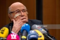 Sepp Blatter loses appeal of six-year football ban