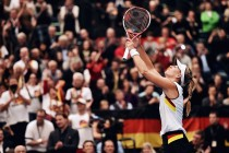 Fed Cup: Germany vs Switzerland Day One Recap