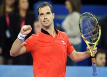 ATP Montpellier: All-French Final Set