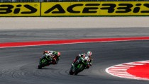 "SBK: Kawasaki verso Laguna Seca, Rea: ""Sono emozionato"", Sykes: ""Circuito unico"""