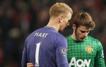 De Gea o Joe Hart, la decisión fue de Sir Alex Ferguson