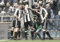 Serie A - Cuadrado trascina la Juve. Sampdoria battuta 1-0