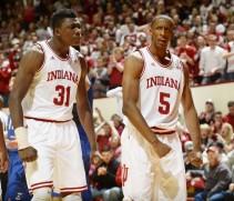Indiana Hoosiers Travel To Cameron Indoor To Face Duke Blue Devils In Big Ten/ACC Challenge Showdown