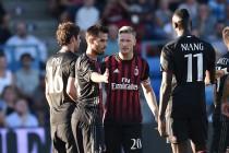 Milan: buona la prima di Bertolacci e Suso