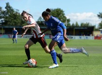 Jess Carter and David Parker on the Conti Cup final