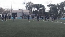 Gimnasia se prepara para enfrentar a Independiente